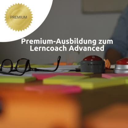 Premium-Ausbildung zum Lerncoach Advanced